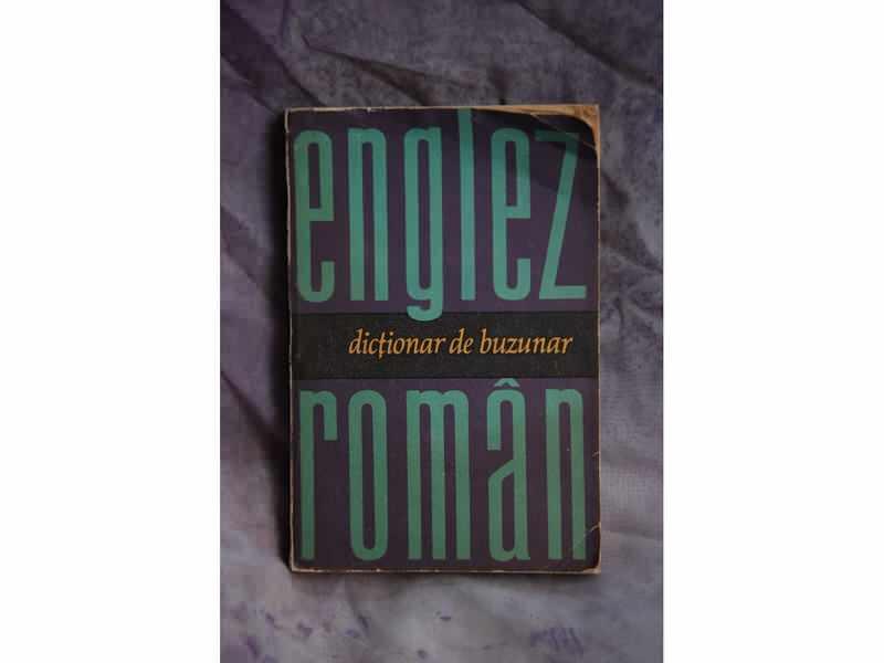 ENGLESKO-RUMUNSKI REČNIK