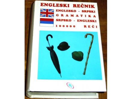 ENGLESKO-SRPSKI i SRPSKO-ENGLESKI REČNIK - A. Nenadović