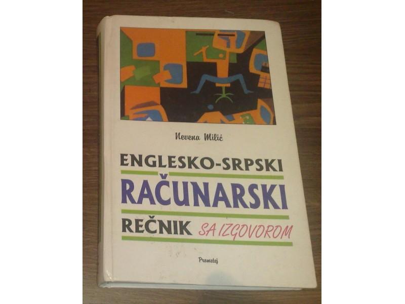 ENGLESKO-SRPSKO RACUNARSKI RECNIK sa izgovorom