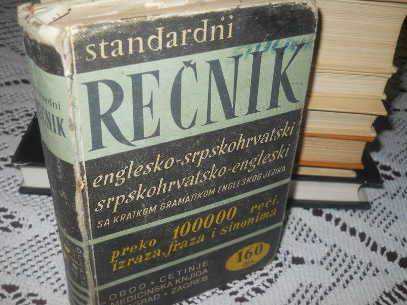 ENGLESKO - SRPSKOHRVATSKI I SRPSKOHRVATSKO - ENGLESKI R