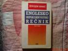 ENGLESKO - SRPSKOHRVATSKI  RECNIK   -  ZIVOJIN  SIMIC