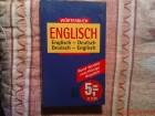 ENGLISCH  - DEUTSCH -  DEUTSCH  - ENGLISCH   VORTERBUH