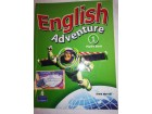 ENGLISH ADVENTURE 1 PUPIL`S  BOOK