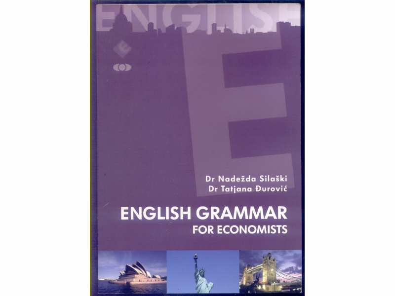 ENGLISH GRAMMAR FOR ECONOMISTS N.SILASKI