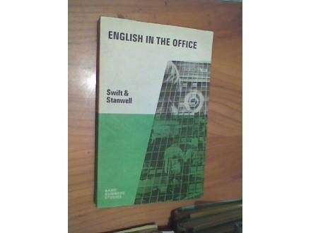 ENGLISH IN THE OFFICE - Swift & Stanwell