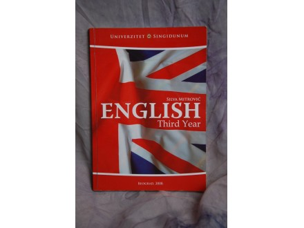ENGLISH THIRD YEAR SILVA MITROVIĆ