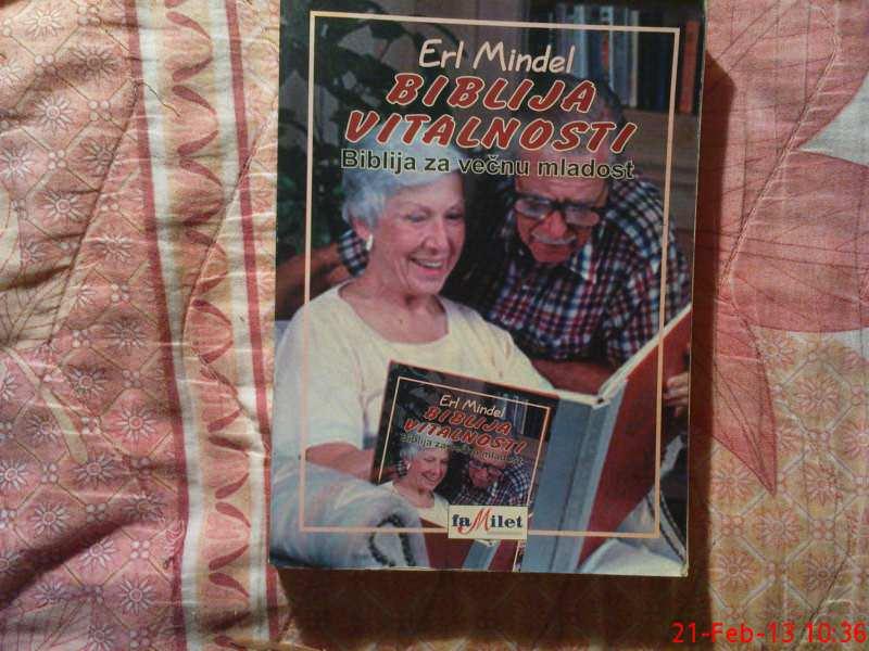 ERL MINDEL --  BIBLIJA VITALNOSTI