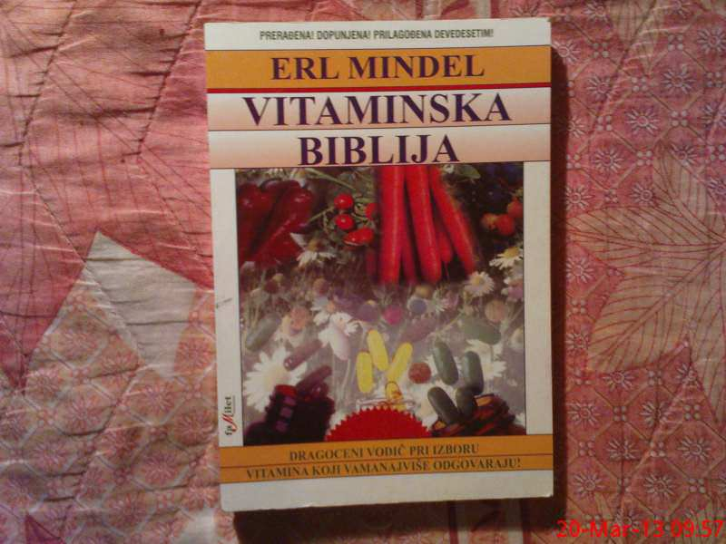 ERL MINDEL --   VITAMINSKA BIBLIJA