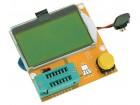 ESR, LCR metar - Tranzistor tester