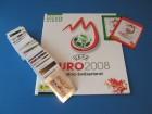 EURO 2008 - kompletan set sličica + poklon