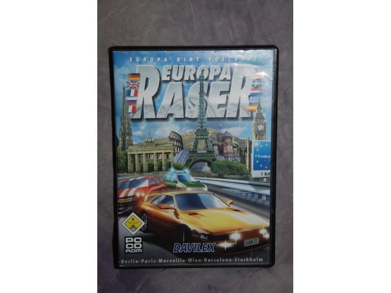 EUROPA RASER IGRICA
