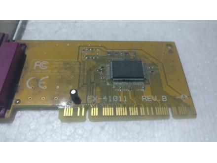 EX-4011 pci Lpt kartica-kontroler