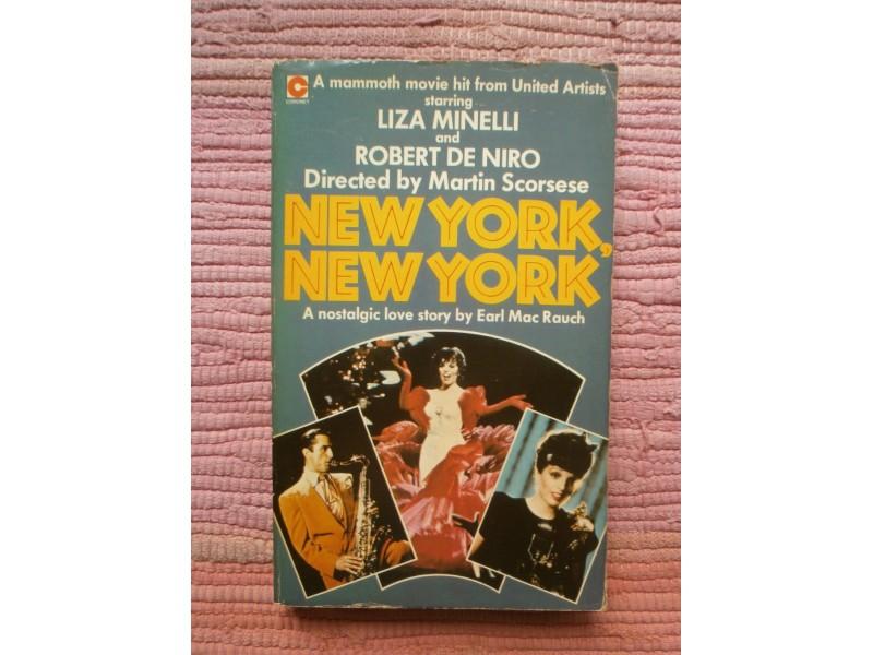Earl Mac Rauch - New York, New York