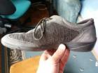 Ecco muske braon cipele prevrnuta koza br.41