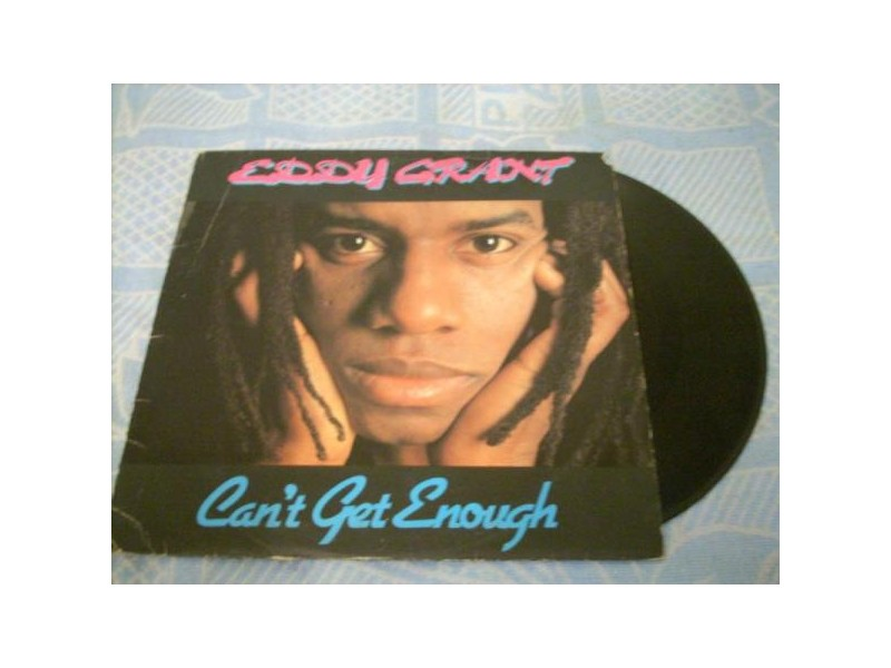 Eddy Grant-Can`t Get Enough LP