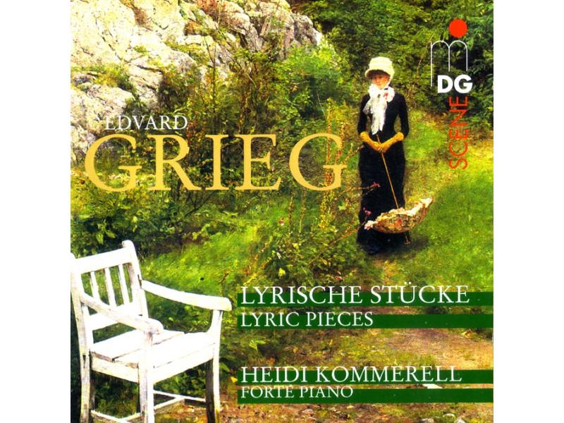 Edvard Grieg, Heidi Kommerell - Lyrische Stücke • Lyric Pieces