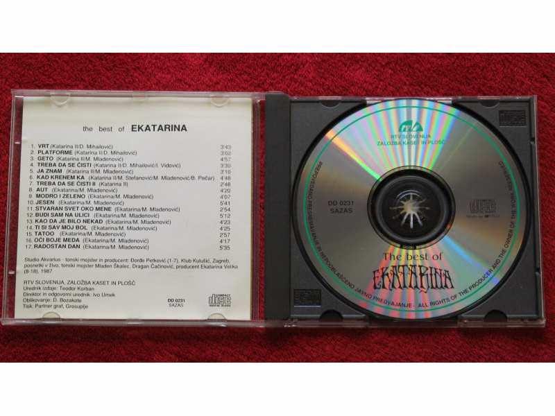 Ekatarina Velika - The Best Of Ekatarina