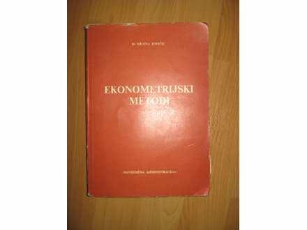Ekonometrijski metodi