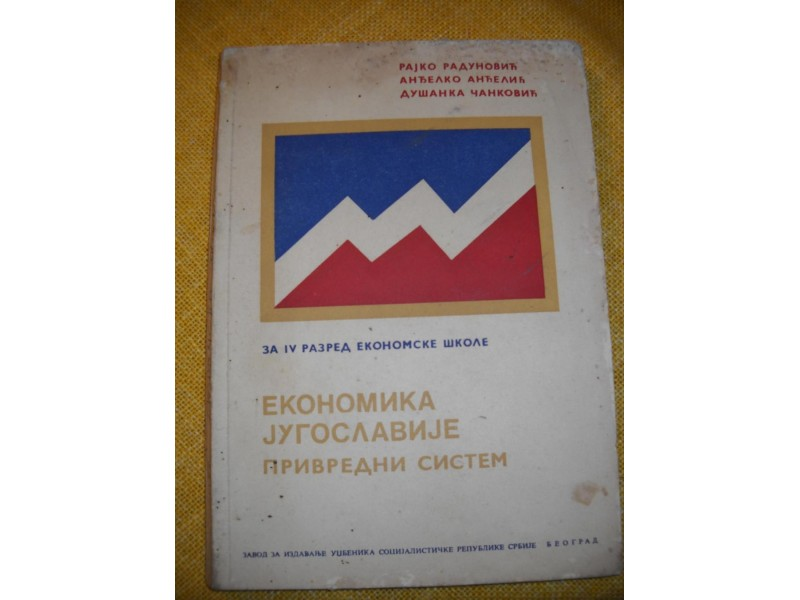 Ekonomika Jugoslavije - Privredni sistem