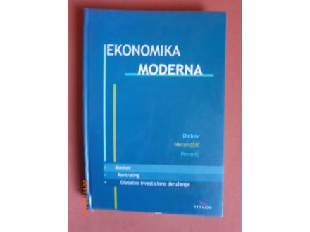 Ekonomika moderna, Veselin Dickov