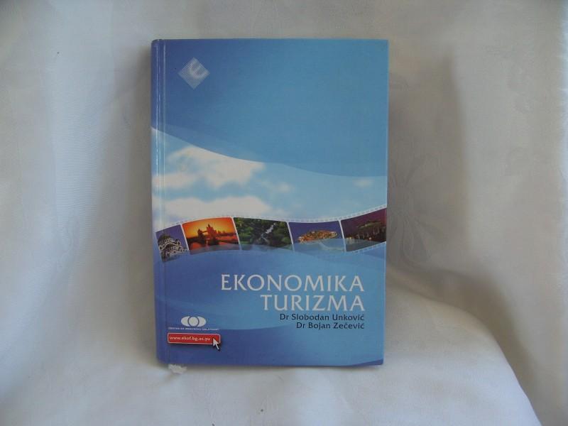 Ekonomika turizma, Slobodan Unković nova