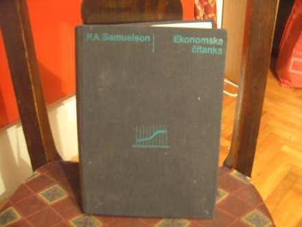 Ekonomska čitanka, Paul A Samuelson