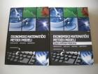 Ekonomsko matematicki metodi i modeli - knjiga i zbika