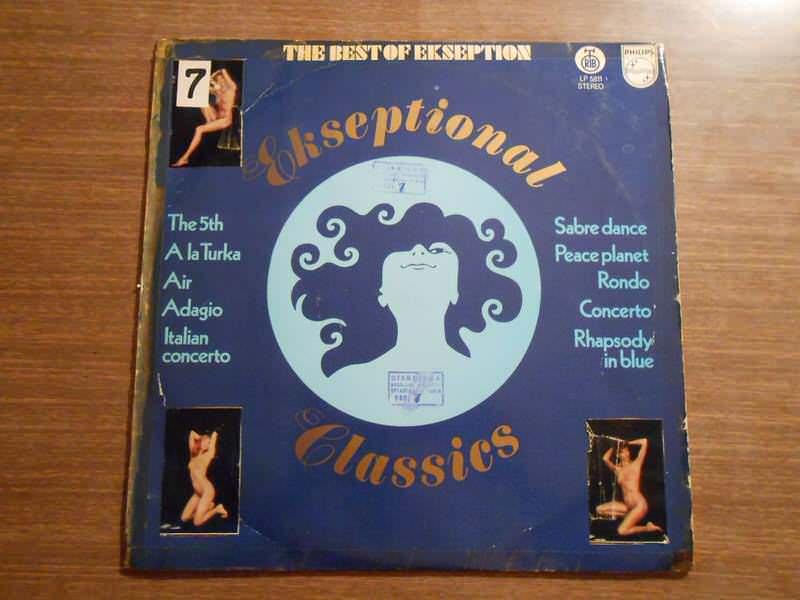 Ekseption - The Best Of Ekseption - Ekseptional Classics