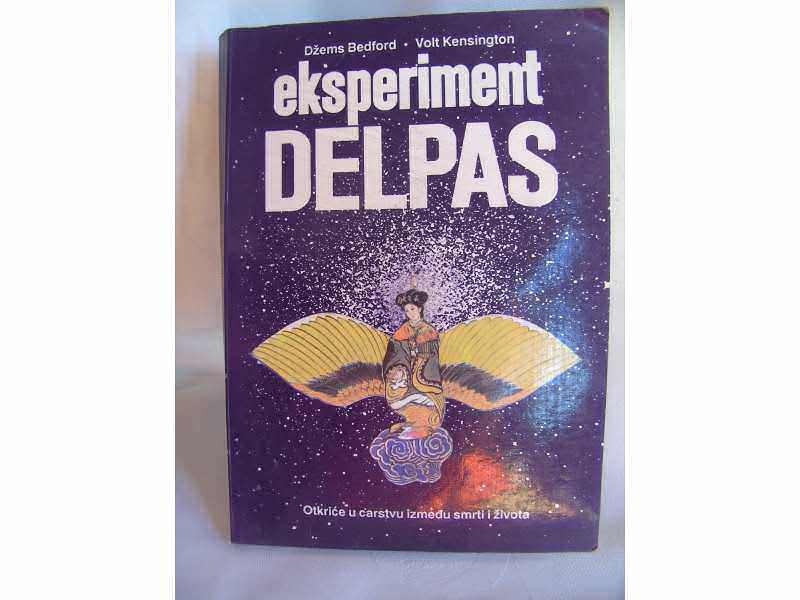 Eksperiment Delpas, Džems Bedford