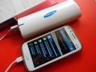 Eksterna baterija Samsung 40000mAh + dva kabla