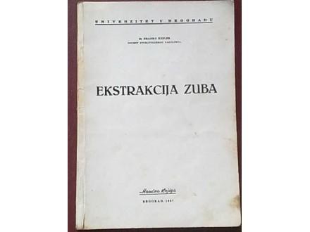 Ekstrakcija zuba-Dr Branko Kesler