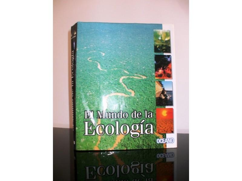 El Mundo de la Ecologia + CD, novo