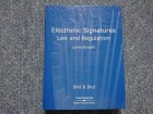 Electronic Signatures: Law and Regulation + CD