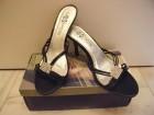 Elegantne papuče sa štrasom - NOVO