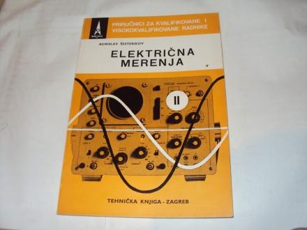 Elektricna merenja