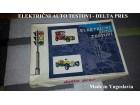 Elektricni Auto testovi EX YU Delta Pres - RARITET
