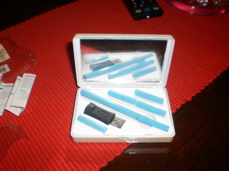 Elektronska cigareta sa filterima-komplet(NOVO)