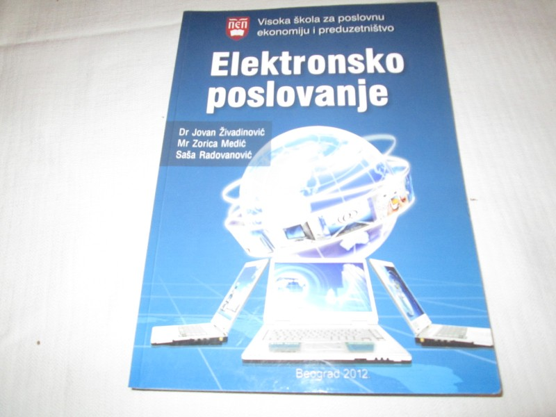 Elektronsko poslovanje Jovan Živadinović