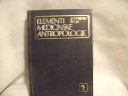 Elementi medicinske antropologije , Tvrtko Švob