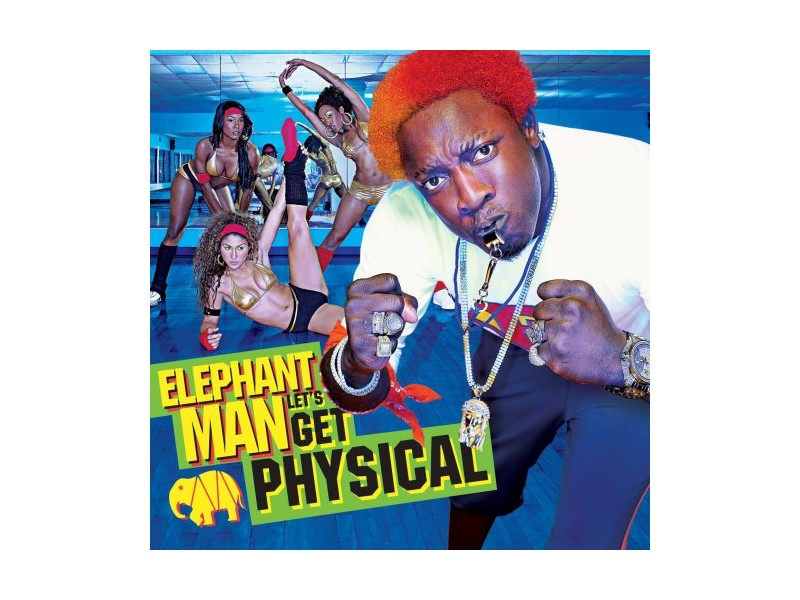 Elephant Man - Let`s Get Physical