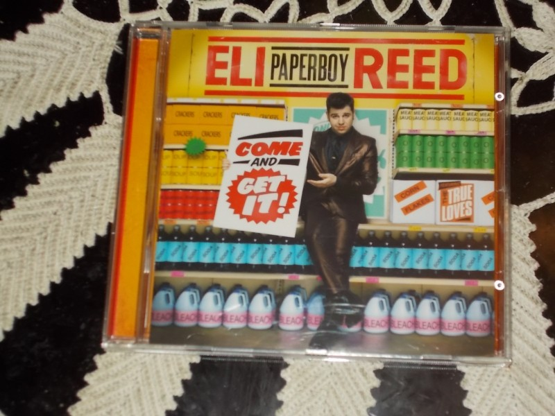 Eli `Paperboy` Reed - Come And Get It!
