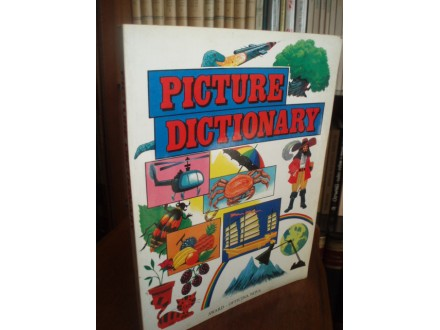 Elizabeth Goodacre, Picture Dictionary