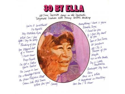 Ella Fitzgerald - 30 By Ella