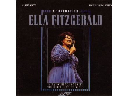 Ella Fitzgerald - A Portrait Of Ella Fitzgerald