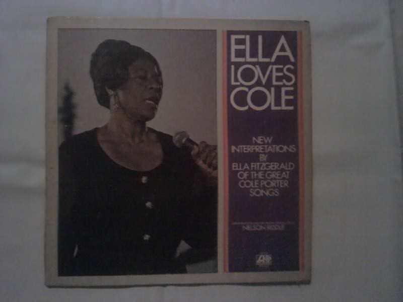 Ella Fitzgerald - Ella Loves Cole