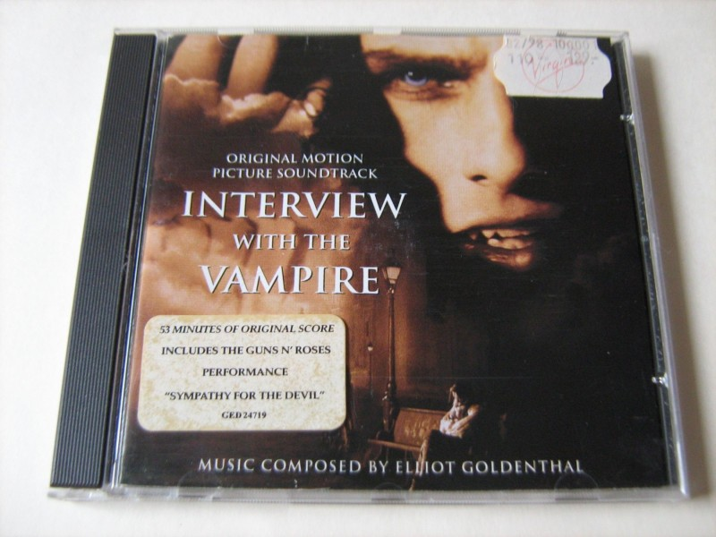 Elliot Goldenthal - Interview With The Vampire