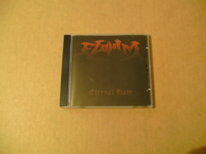 Elohim - Eternal Hate, mint