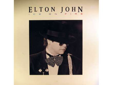 Elton John - Ice On Fire