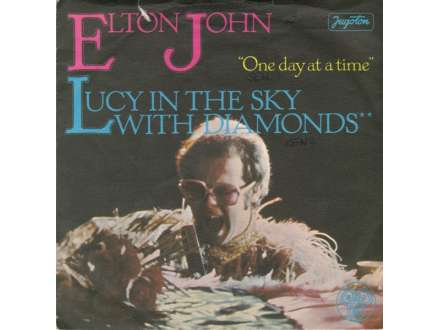 Elton John - Lucy In The Sky With Diamonds / One Day At A Time