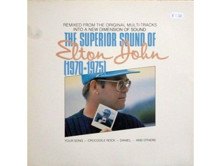 Elton John - The Superior Sound Of Elton John (1970-1975)